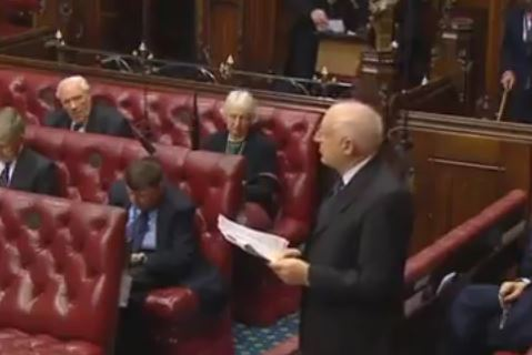 Lord Carlile at the House of Lords Debate on the Nuclear Safeguards Bill