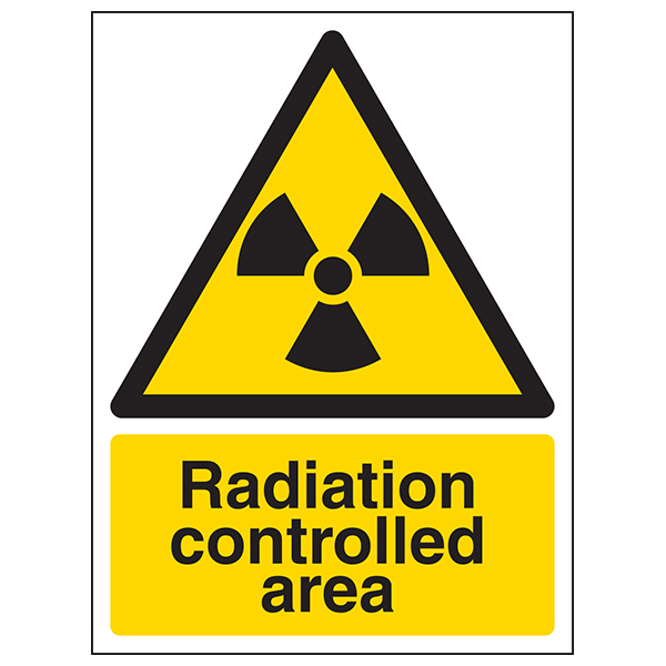 Radiation Controlled Area and Equipment Handover Form